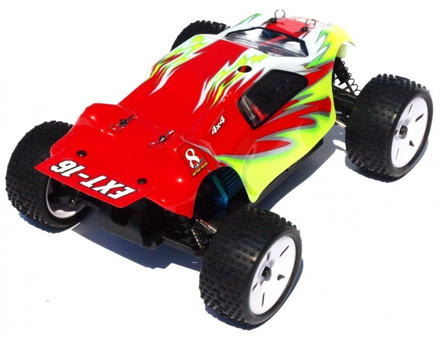 Himoto EXT-16 Brushless 2.4GHz RTR - 18304 Himoto
